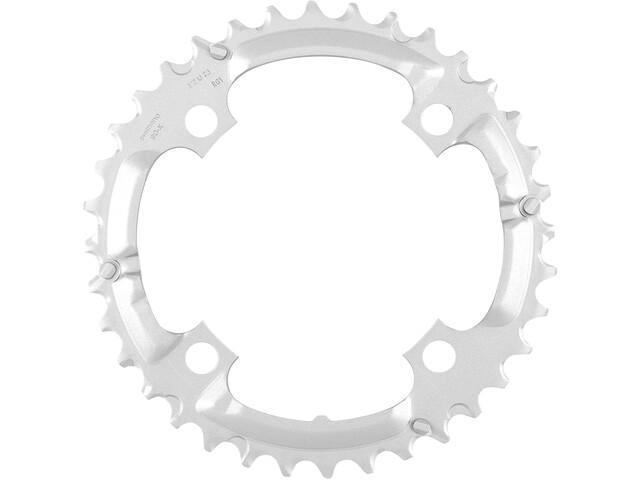 Shimano Alivio FC-M431 Kettingblad 9-speed, silver